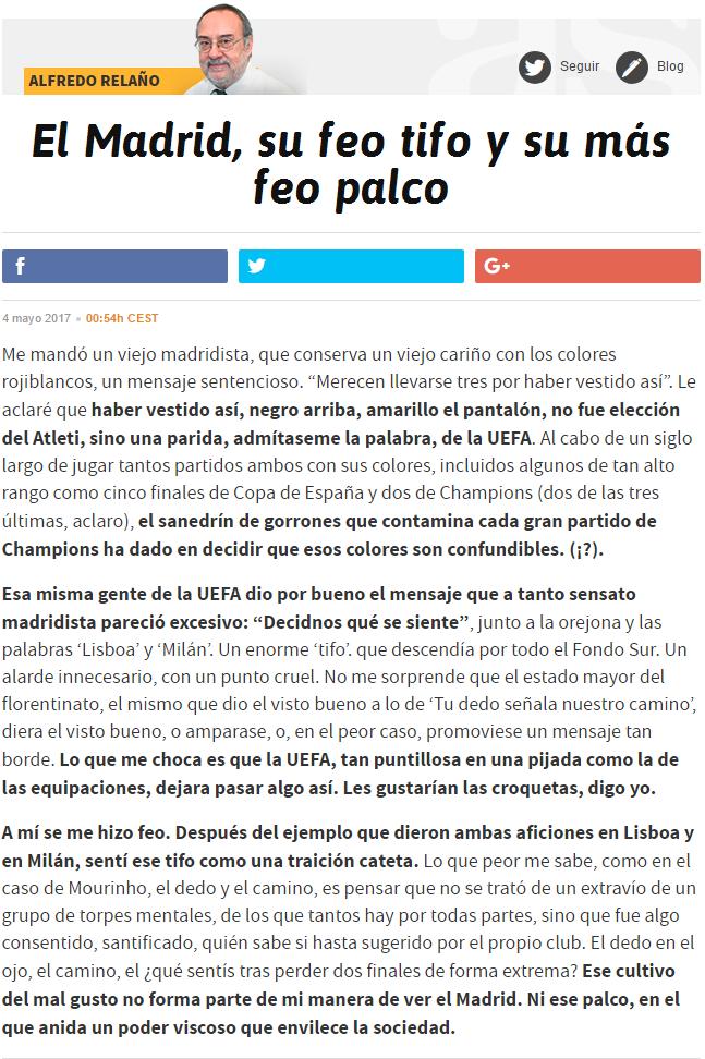 Alfredo Relaño, opiniones, artículos. - Página 31 7863591385