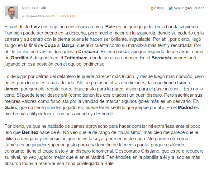 Alfredo Relaño, opiniones, artículos. - Página 28 7861937258