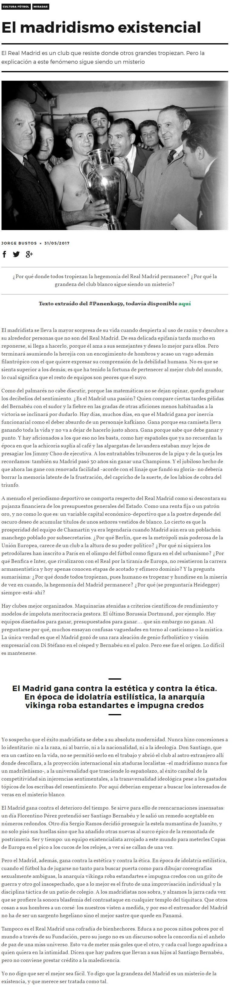 Madridistas por las redes (Todo lo que encontremos que nos parezca de interes) - Página 5 9134023991