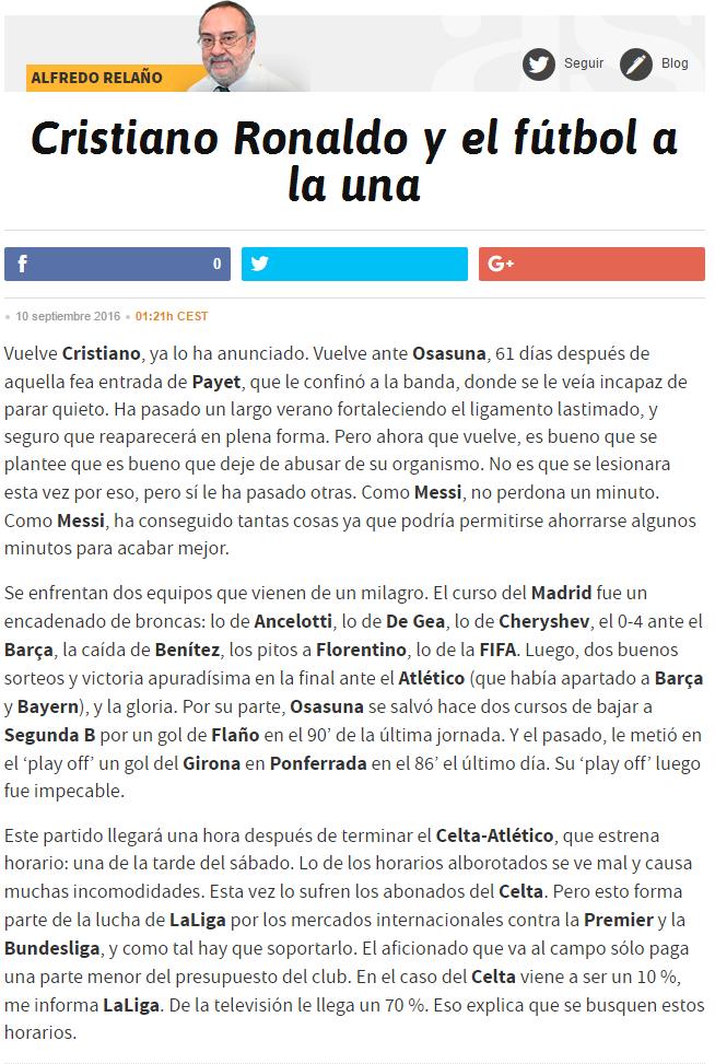 Alfredo Relaño, opiniones, artículos. - Página 30 4086231882