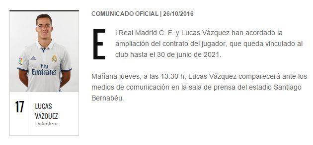 Lucas Vázquez  - Página 2 7171576122