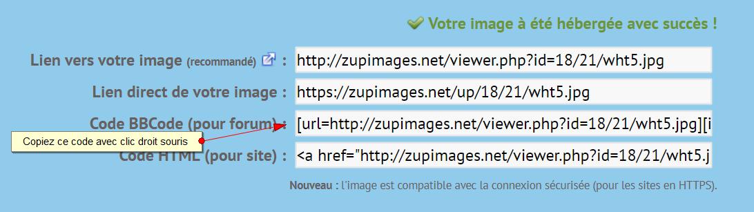 Comment insérer une image avec un Hébergeur d'Images  1222567597