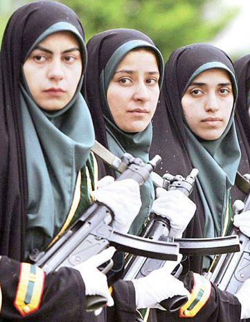 سربازی دختران / جزئیات خبر سربازی اجباری یا اختیاری زنان