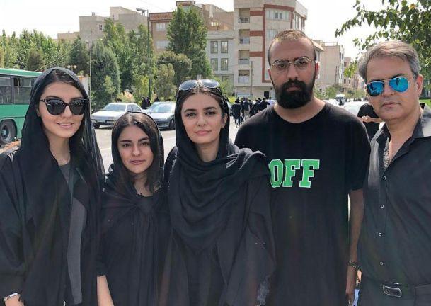 عکسهای جدید بازیگران در ایام محرم ۹۷
