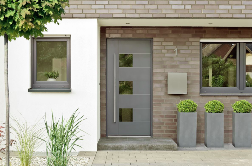 Which Door Type Is Best for Front Entry?
