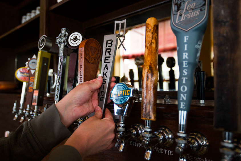 Creative Ideas for Beer Tap Handles