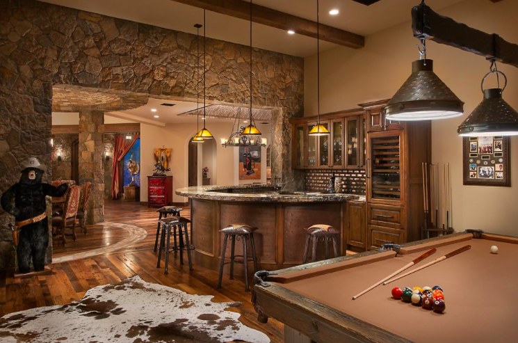 Bar for Man Cave