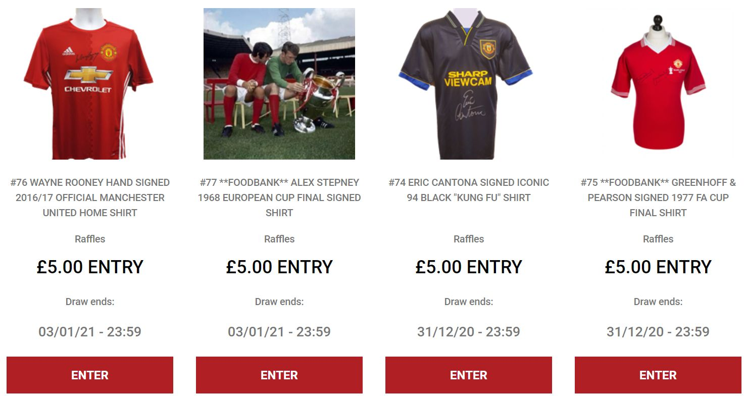 The draws tonight, for shirts signed by two of United's greatest ever players https://www.imust.org.uk/Competition
