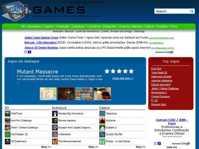 netCAD 3D GAMES online 3953013854