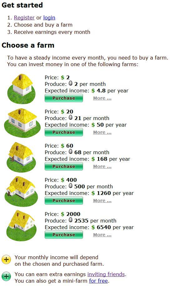 Invest To Farm Project - intofarm.com 2635244375