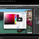 photoshop guide to color