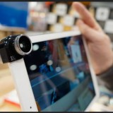 Olloclip lenses for iPad