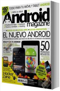 [Aporte]Colección Revistas Android Magazine Febrero-Octubre