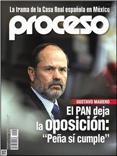 Revista Proceso 1906 - 12 Mayo 2013 - El PAN Deja la Oposicion