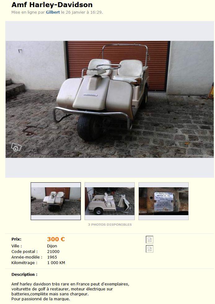 Une Harley de 1965  à 300 € 2340425872