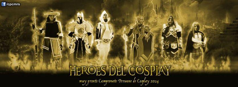 Héroes Del Cosplay (foto: CPC M.R.S. 2013)