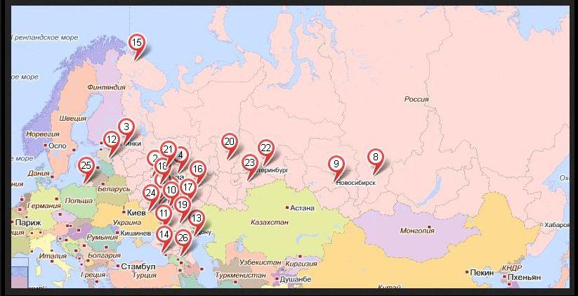 города - акции против добычи никеля воронеж Россия против никеля