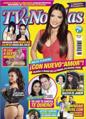 Revista TVyNovelas México – 01/Julio/2013 – PDF HQ Putlocker
