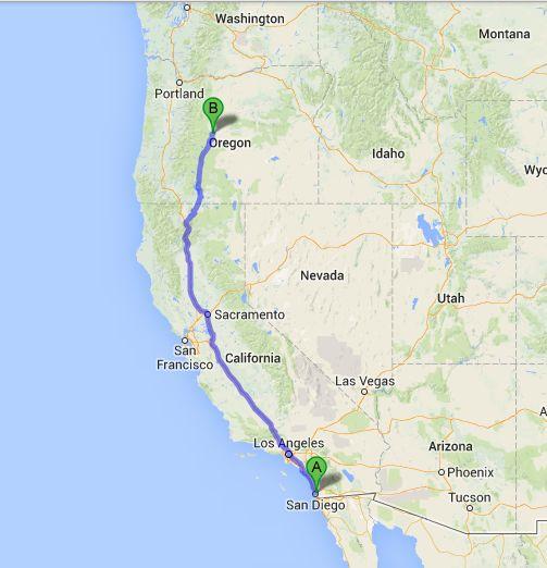 Viaje a Oregon, a la boda de mi hijo 6844957443