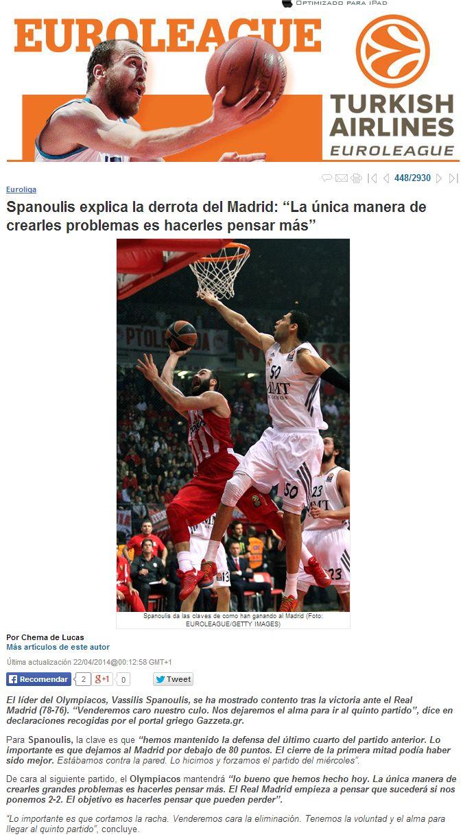 OLYMPIAKOS / REAL MADRID G3 - Página 4 2035766890