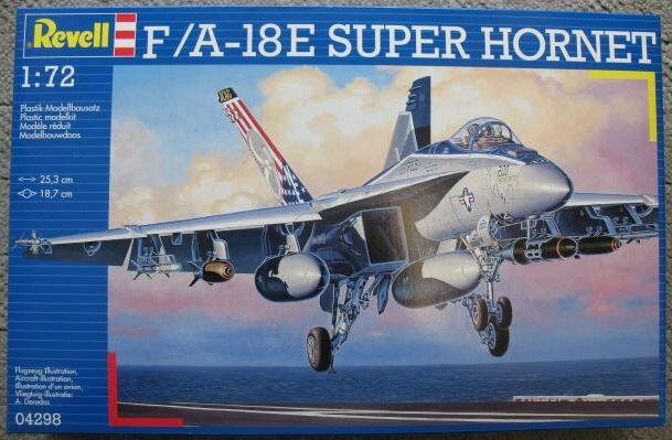 Revell 1/72 F/A-18E Super Hornet