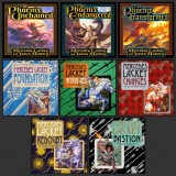 Mercedes Lackey audiobook covers