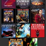 miscellaneous science fiction audiobook covers