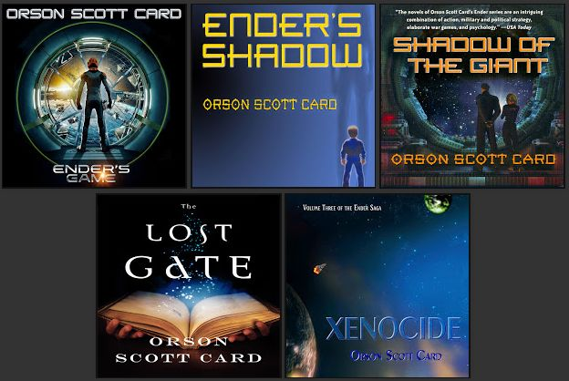 a review of orison scott cards enders game Ender's game by orson scott card a readable copy all pages are intact, and the cover is intact pages can include considerable notes-in pen or highlighter-but the notes cannot obscure the text.