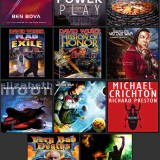 Science Fiction audiobook covers