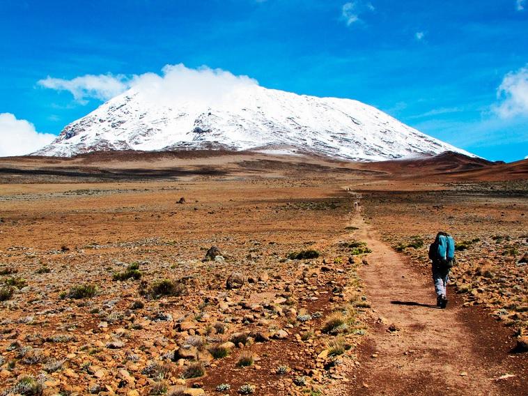 Когда восходить на Килиманджаро
