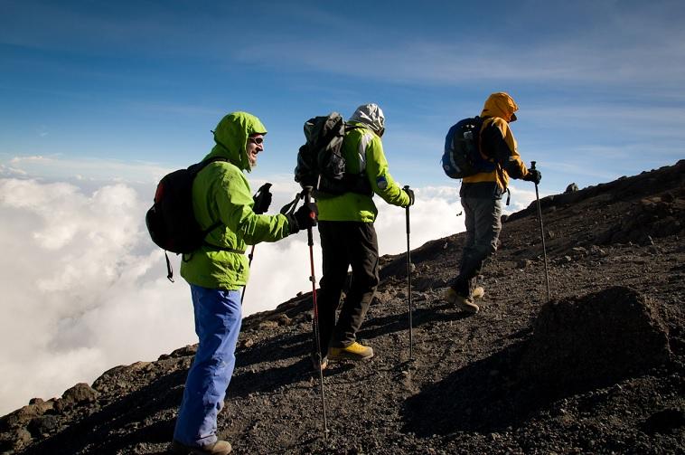 Что взять для восхождения на Килиманджаро