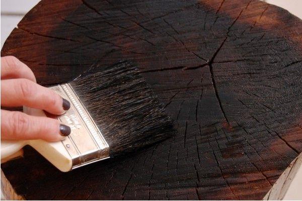 Мебель из цельного дерева своими руками для дачного дома