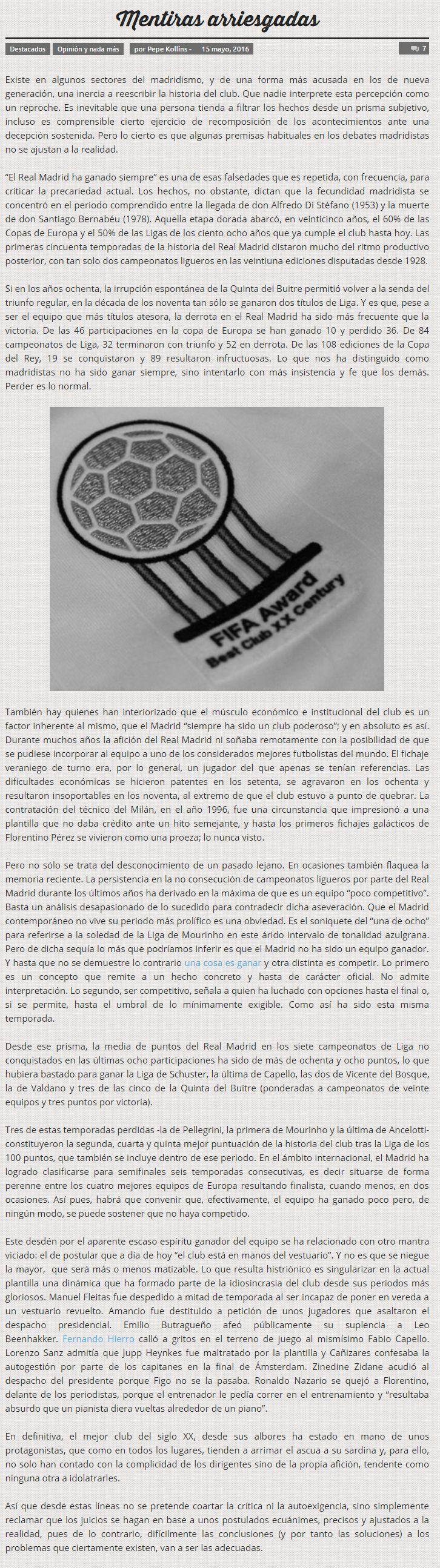Madridistas por las redes (Todo lo que encontremos que nos parezca de interes) - Página 4 0200035272