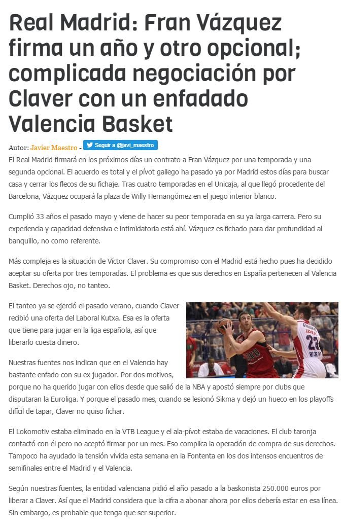 Fichajes Real Madrid Baloncesto 3004028861