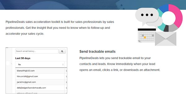 PipelineDeals - Sales Acceleration Toolkit