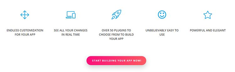Buildfire - Build Your App