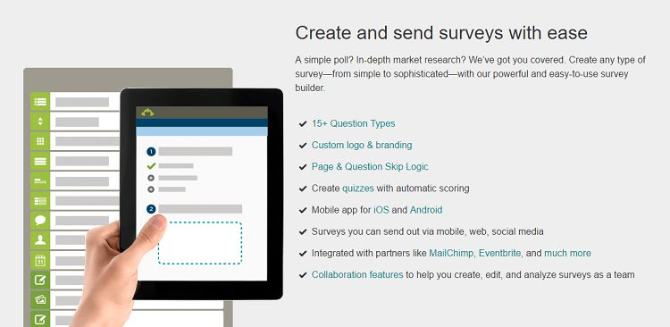 Survey Monkey - Online Survey Software