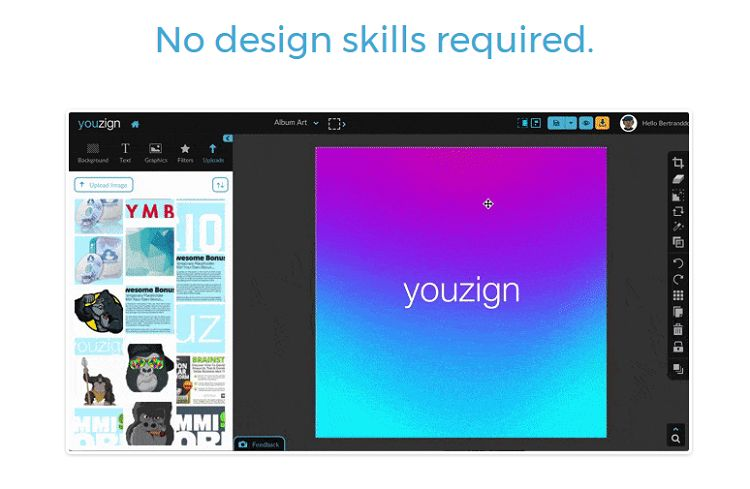 Youzign - No Design Skills Required
