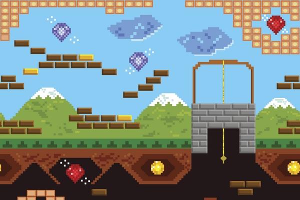 Flash игры получили распространение ещё в 90-ых